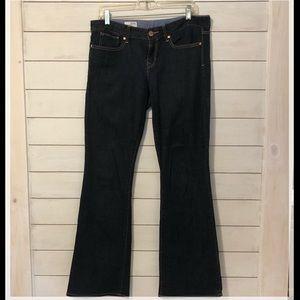Gap Curvy 29/8r Bootcut Jeans